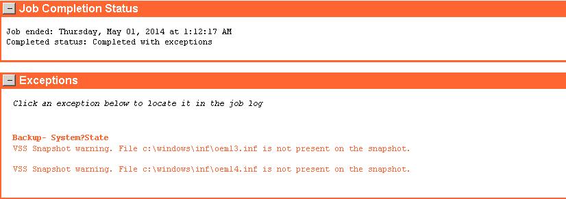 JobStatus_Exception