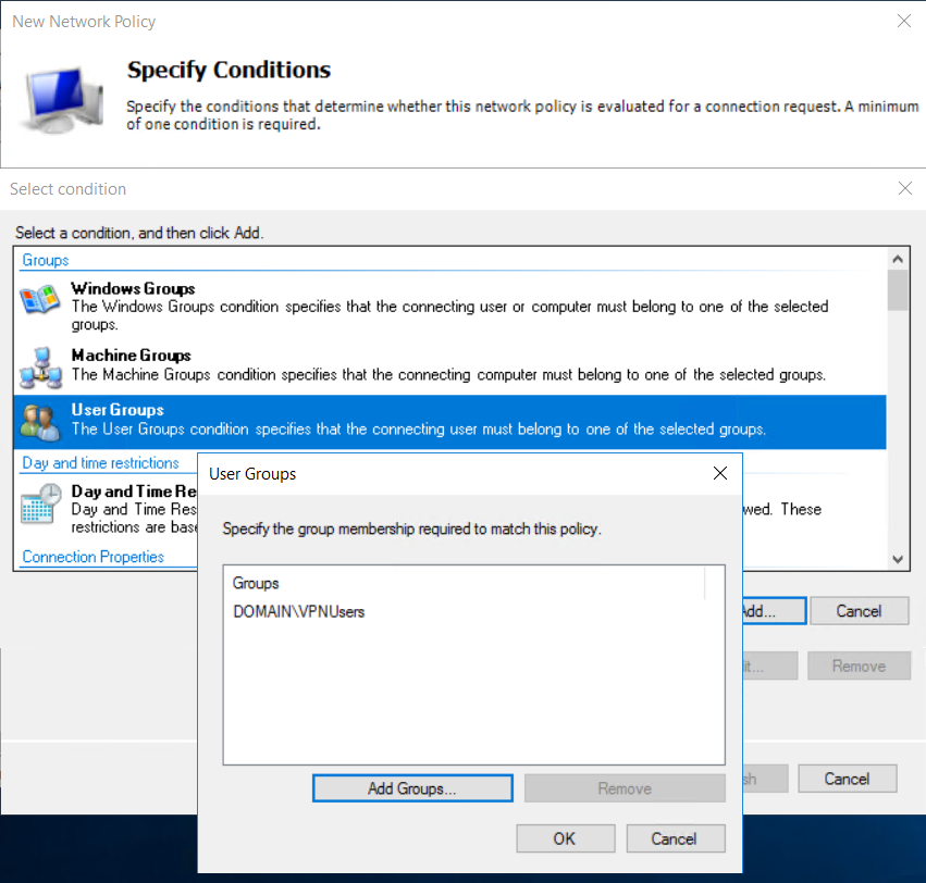 Azure Point-to-Site VPN with RADIUS Authentication « The Tech L33T
